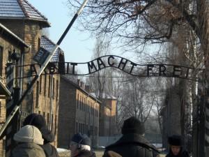 Auschwitz (Stammlager) im Januar 2012