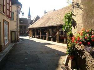 Gemeinde Mens, der Marktflecken in der Region Trièves