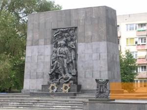 Denkmal des jüdischen Ghettos