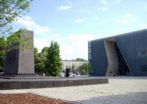 Museum zur Geschichte der polnischen Juden in Warschau