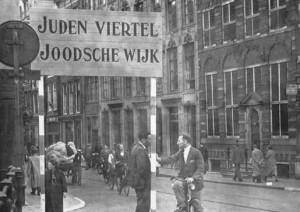 Jüdisches Viertel in Amsterdam